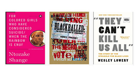 UCI Libraries offer collection on understanding and combatting racism